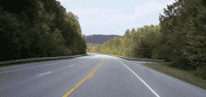 Michigan-Roadway